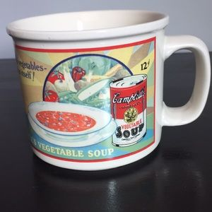 Campbell's Soup Mug by Westwood